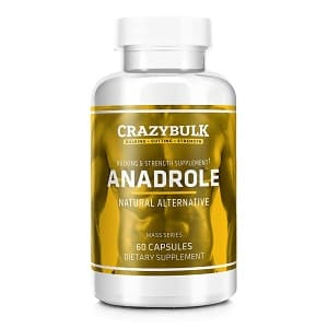 Anadrol Strength Prohormones